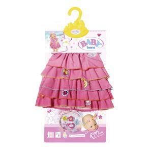 BABY born® Letní šatičky s barevnou čelenkou