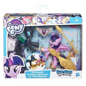Hasbro My Little Pony Guardians of harmony 2 poníci