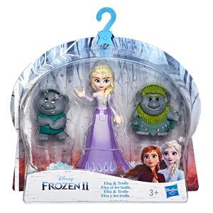 HASBRO Frozen 2 Mini Figurky kamarádi