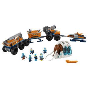 LEGO City Arctic Expedition 60195 Mobilní polární stanice