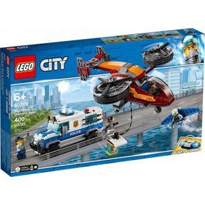 LEGO City 60209 Letecká policie a loupež diamantu