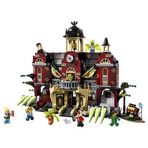 LEGO HIDDEN SIDE 70425 Strašidelná střední škola v Newbury