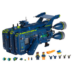 LEGO Movie 70839 Rexceloplán