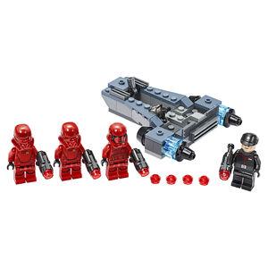 Lego Star Wars TM 75266 Bitevní balíček sithských jednotek