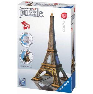 Ravensburger 3D puzzle Eiffelova věž 216 dílků