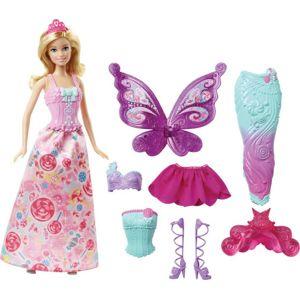 Barbie Víla a pohádkové oblečení