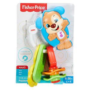 Fisher Price Pejskovy klíče CZ