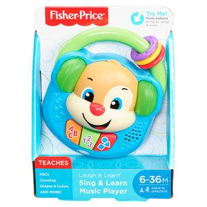 Fisher Price ZPÍVEJ SI S PEJSKEM CZ