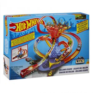 Mattel Hot Wheels Sopečná trať