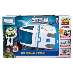 Mattel Toy Story 4: Příběh hraček Buzz herní set