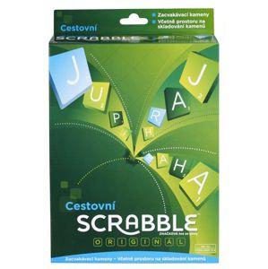 Mattel Scrabble originál cestovní CZ