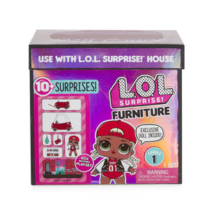 L.O.L. Surprise Cozy Coupe & M.C. Swag