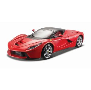 Bburago 1:24 Ferrari Laferrari Red