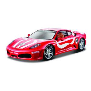Bburago 1:24 Ferrari F430 Fiorano Red