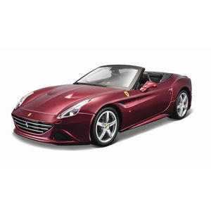 1:24 FERRARI CALIFORNIA T OPEN RED