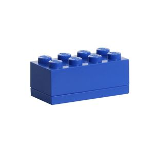 LEGO Mini Box 46 x 92 x 43 - modrá