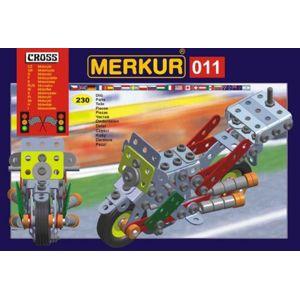 Stavebnice Merkur - Motocykl
