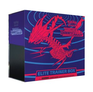 Pokémon TCG: SWSH03 Darkness Ablaze - Elite Trainer Box
