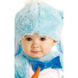ADC BLACKFIRE Baby kostým - modrý králíček (6-12m)