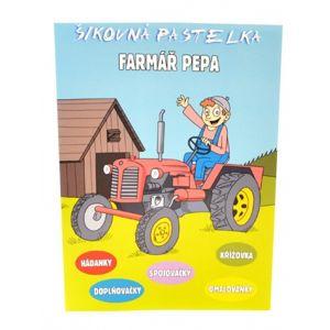 Arka Sešit pracovní Farmář Pepa
