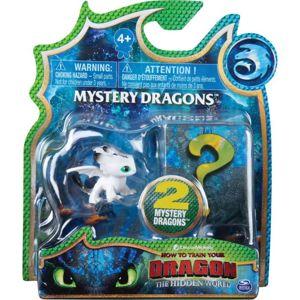 Spin Master Draci 3 sběratelské figurky dvojbalení - Bílá Běska