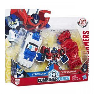 Hasbro Transformers RID Kombinátor - Strongarm a Optimus Prime
