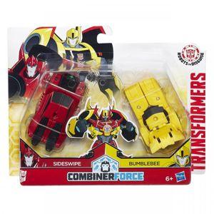 Hasbro Transformers RID Kombinátor - Sideswipe a Bumblebee