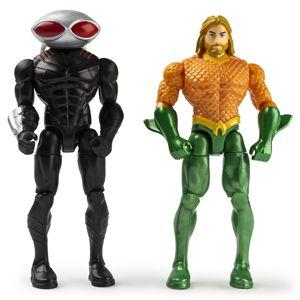 Spin Master DC Hrací sada pro figurky 10cm - Aquaman a Black Manta