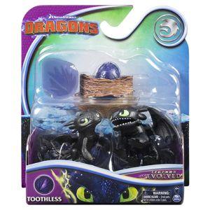 Spin Master Draci Evoluční balení - Toothless