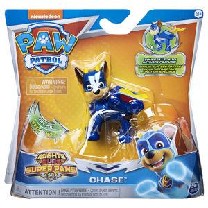 Spin Master Paw Patrol Základní figurky super hrdinů - Chase