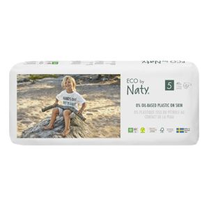 Eco by Naty Plenky Junior 11 - 25 kg - ECONOMY PACK (40 ks)