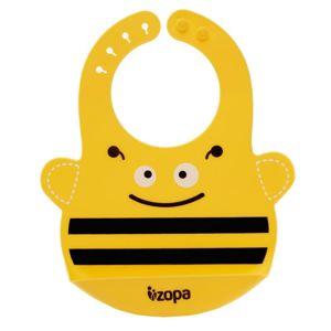 Zopa Silikonový bryndák Bee