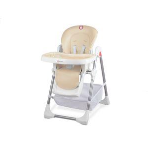 Lionelo Jídelní židlička LINN PLUS  BEIGE