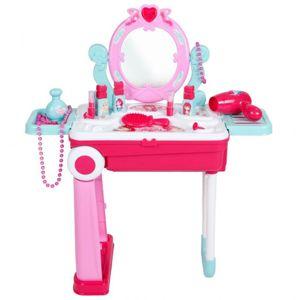 Bayo Dětský toaletní stolek v kufříku 2v1