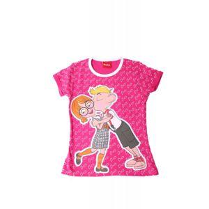 Dětské triko krátký rukáv Mánička