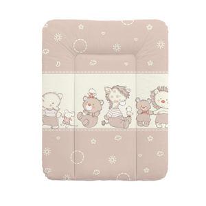 Ceba Baby Přebalovací podložka na komodu měkká 50 x 70 cm - Kachničky