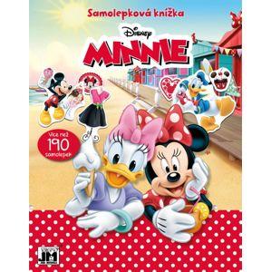 Samolep knížka/ Minnie