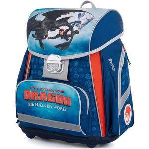 Karton P+P Školní batoh PREMIUM - Jak vycvičit draka
