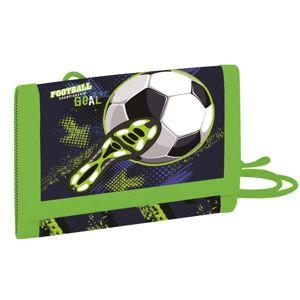 Karton P+P Dětská textilní peněženka - fotbal