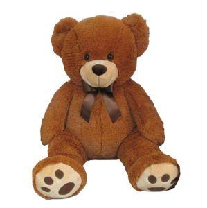 Mac Toys Plyšový medvídek světle hnědý