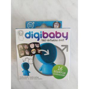 Digi Baby,virtuální hra s přívěškem