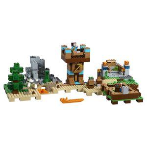 LEGO MINECRAFT 2221135 Kreativní box 2.0 - poškozený obal