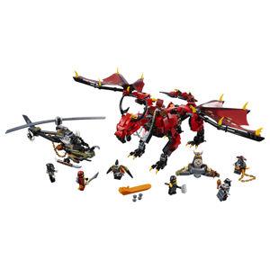 LEGO NINJAGO 2270653 Firstbourne - poškozený obal