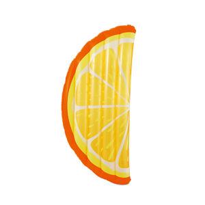 Mac Toys Nafukovací lehátko pomeranč - poškozený obal