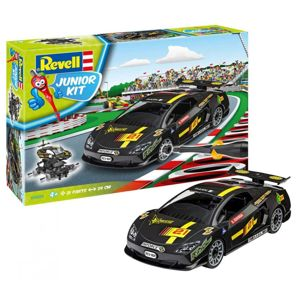 Revell Junior Kit auto 00809 - Racing Car, black (1:20) - poškozený obal
