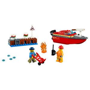 LEGO CITY 2260213 Požár v přístavu - poškozený obal