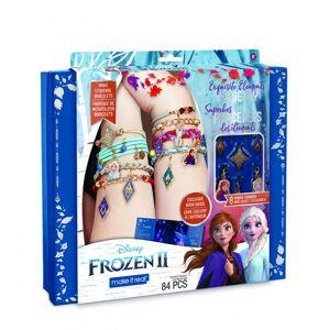 MAKE IT REAL 134323 Výroba náramku Frozen 2 - poškozený obal
