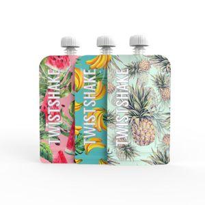 Twistshake Plnitelná kapsička 3x220 ml