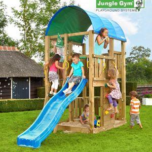 VLADEKO Dětské hřiště Jungle  Farm se skluzavkou
