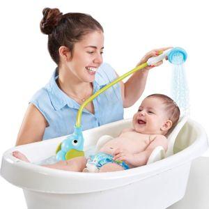 Yookidoo Dětská sprcha slon modrá